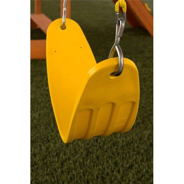 Ultimate Swing Seat by Creative Cedar Designs