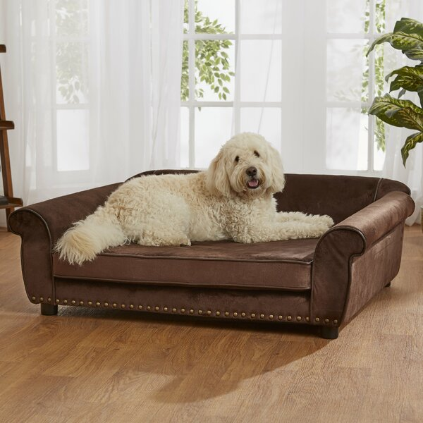 Constantine Dog Sofa with Storage Pocket by Archie & Oscar