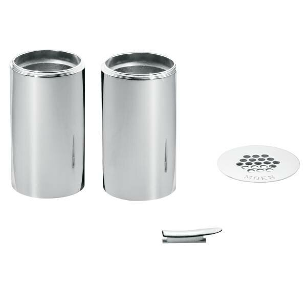 Waterhill Vessel Extension Kit by Moen