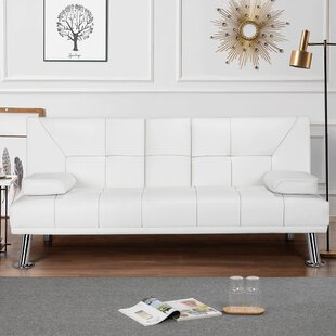 Janni 65.7 Convertible Sofa by Latitude Run