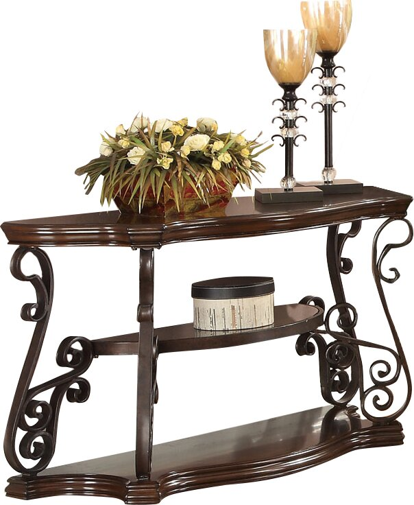 Astoria Grand Bearup Console Table Amp Reviews Wayfair