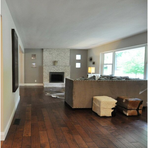 5 Engineered Birch Hardwood Flooring in Aspen by Myfuncorp