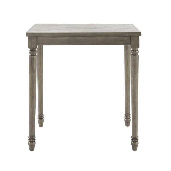 Butte Reclaimed Wood Counter Height Dining Table by Alcott Hill