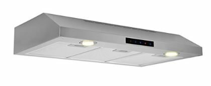 30 400 CFM Convertible Under Cabinet Range Hood by Kitchen Bath Collection