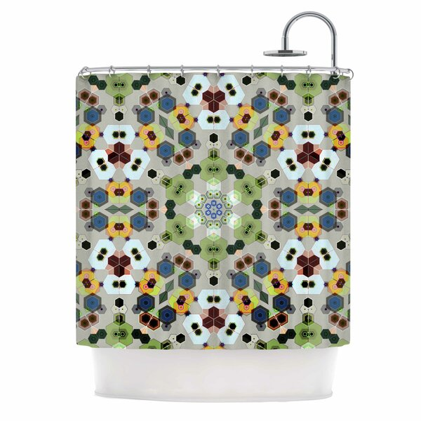 Angelo Cerantola Fruity Fun Modern Shower Curtain by East Urban Home
