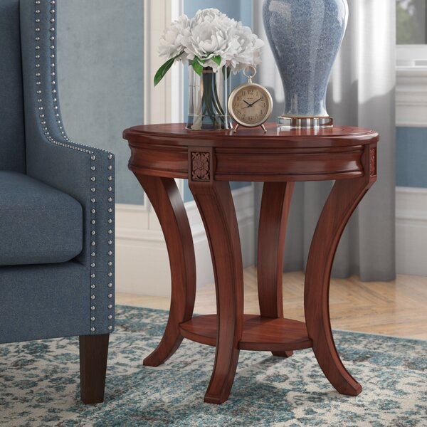 Stephenson End Table By Darby Home Co
