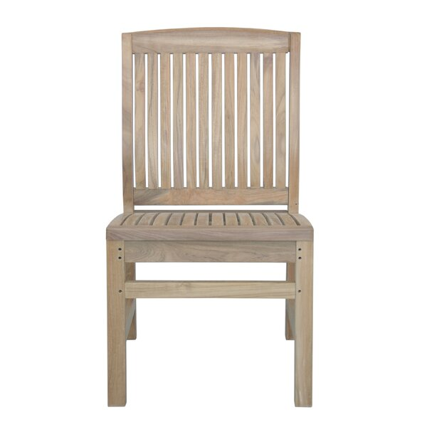Sahara Teak Patio Dining Chair by Anderson Teak