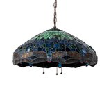 Dome Tiffany Pendant Lighting You Ll Love In 2021 Wayfair
