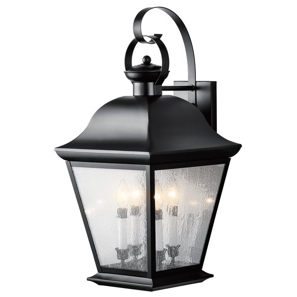 Larchmont 4-Light Outdoor Wall Lantern by Darby Home Co