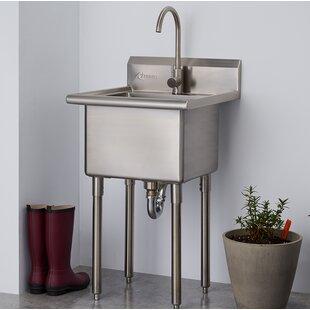 Free Standing Kitchen Sink Wayfair