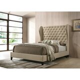 Landes Upholstered Standard Bed byHouse of Hampton