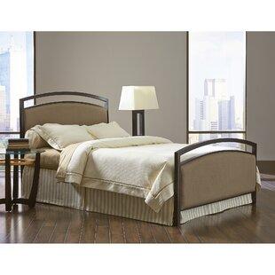 Allenhurst Upholstered Panel Bed