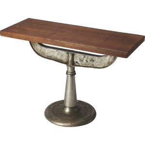 Industrial Chic Console Table by Butler