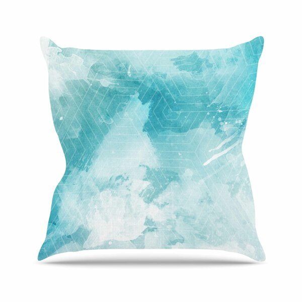 Matt Eklund Skyward Outdoor Throw Pillow by East Urban Home