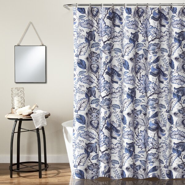 Chana Shower Curtain by Laurel Foundry Modern Farmhouse
