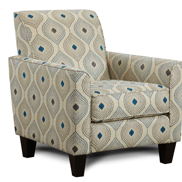 Stepplee Armchair by Ebern Designs