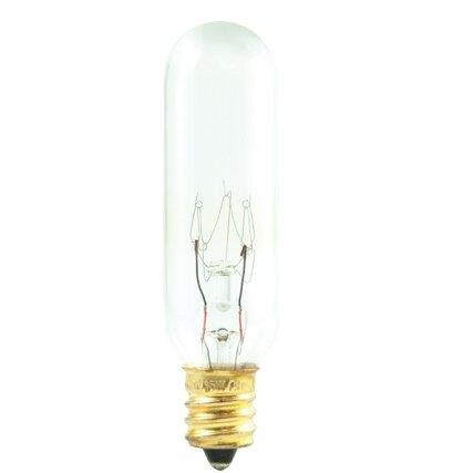 Candelabra 15W 145-Volt (2700K) Incandescent Light Bulb (Set of 33) by Bulbrite Industries