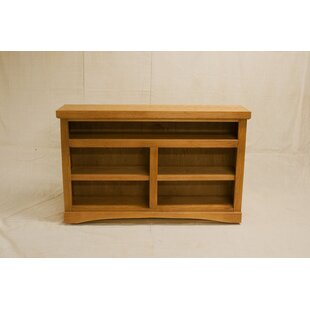 Cutshaw 2 Shelf Traditional Standard Bookcase