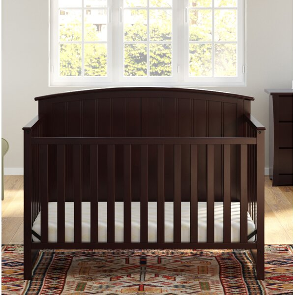 Steveston 4-in-1 Convertible Crib by Storkcraft