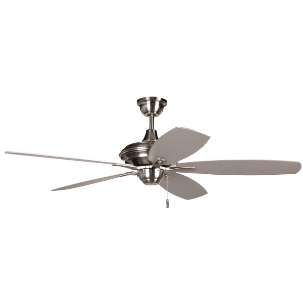 52 Groves 2-Light 5-Blade Ceiling Fan by Red Barrel Studio