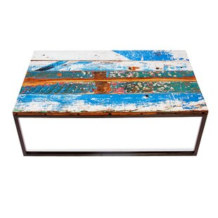 Beach Buoy'S Coffee Table EcoChic Lifestyles