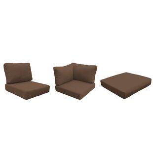 Miami 12 Piece Outdoor Cushion Set ByTK Classics