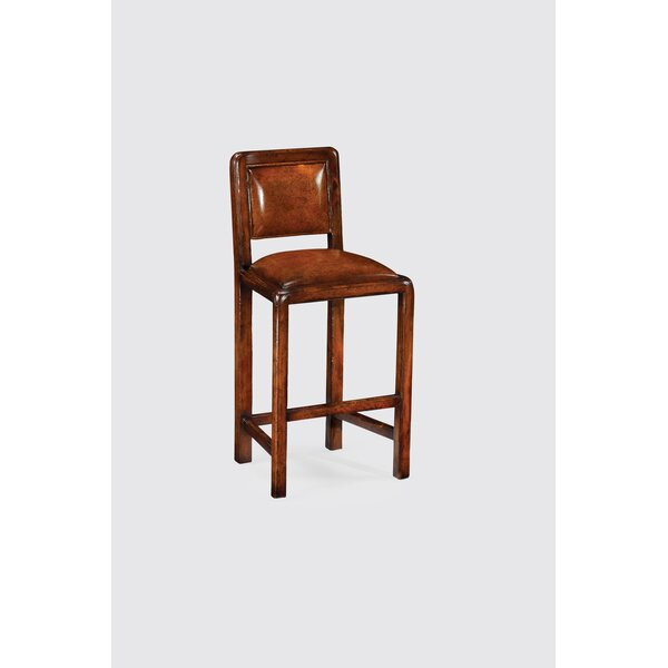 Counter Upholstered Dining Chair (Set of 2) by Jonathan Charles Fine Furniture