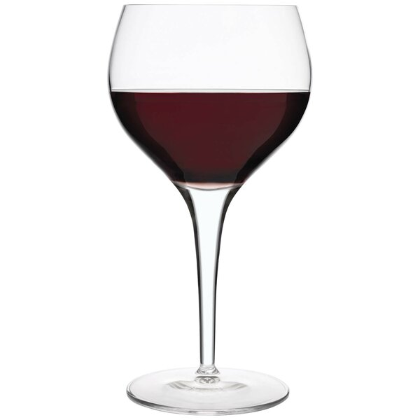 Michelangelo Red Wine Glass (Set of 4) by Luigi Bo