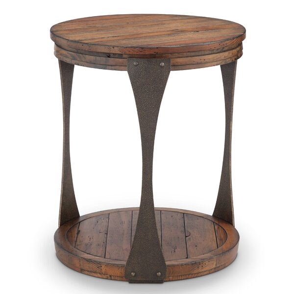 Aradhya End Table by 17 Stories