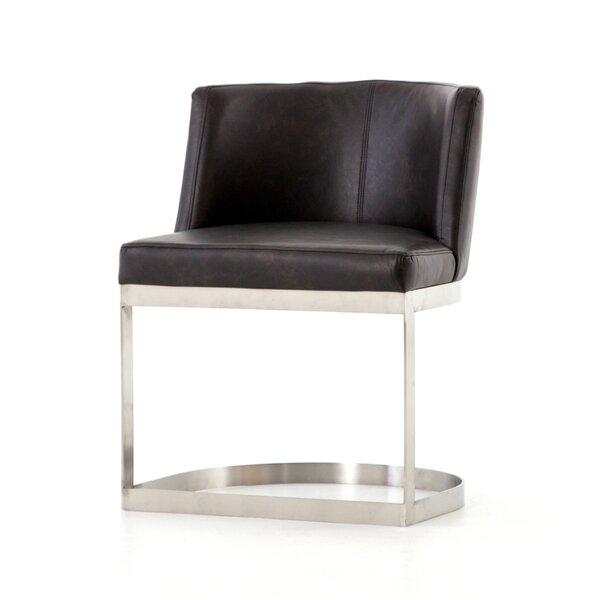 Kora Patio Dining Chair by Everly Quinn Everly Quinn