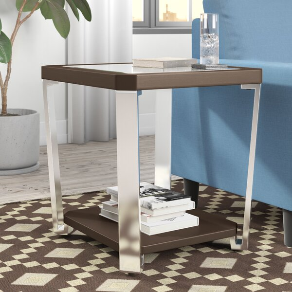 Cottingham End Table By Ivy Bronx