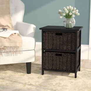 Hanley End Table With Storage