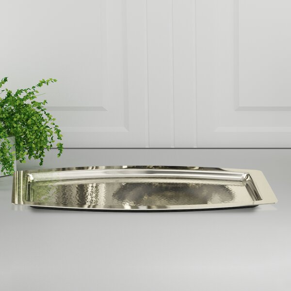 Classic Amenity Tray by NU Steel