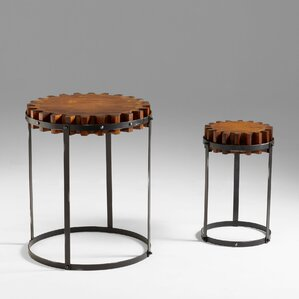 End Table (Set of 2) by Cyan Design