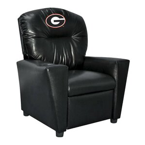 NCAA Tween Recliner by Imperial
