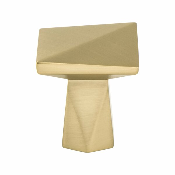 Swagger Square Knob by Berenson