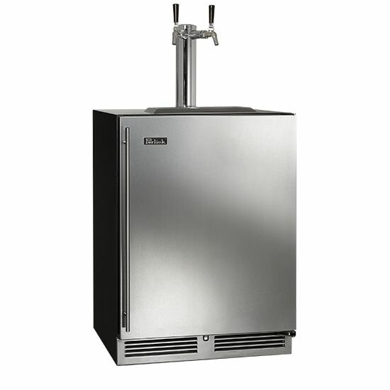 5.2 cu. ft. C-Series Dual Tap Beer Dispenser by Perlick