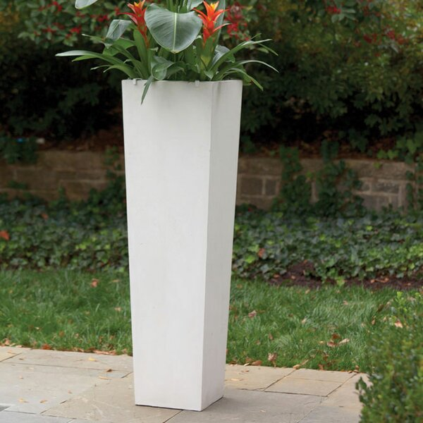 Philippe Fibreclay Pot Planter by One Allium Way