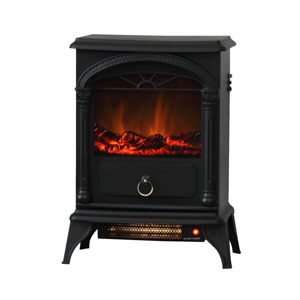 Vernon 120 sp. ft. Vent Free Electric Stove by Fire Sense