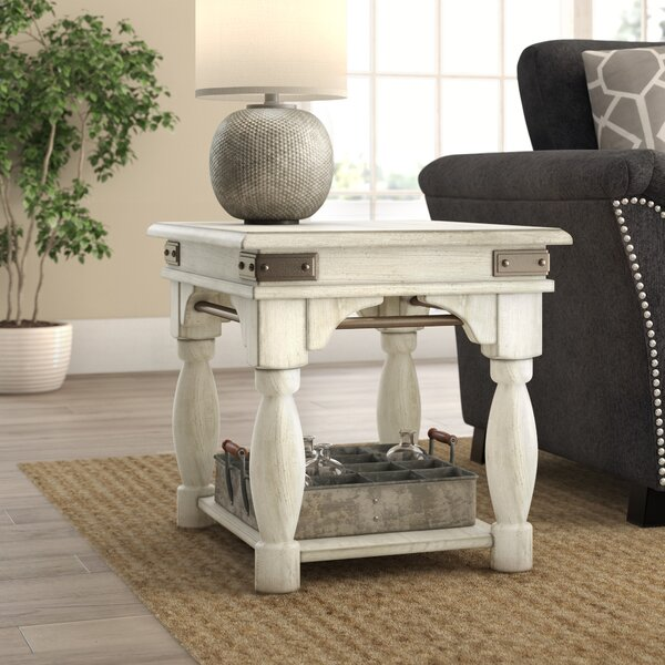 Piedmont End Table By Birch Lane™ Heritage