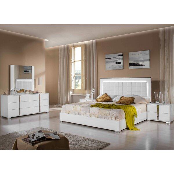 Mcnary Platform 5 Piece Bedroom Set by Mercer41