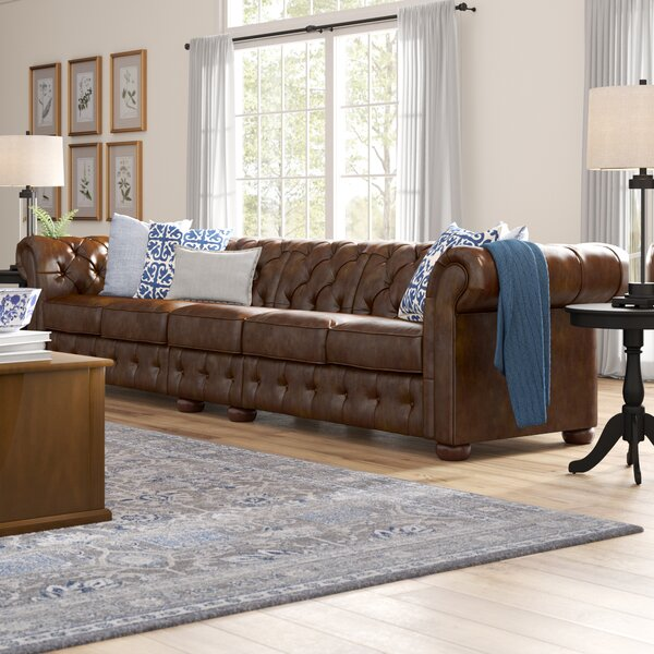 Gowans Chesterfield Sofa By Three Posts Three Posts
