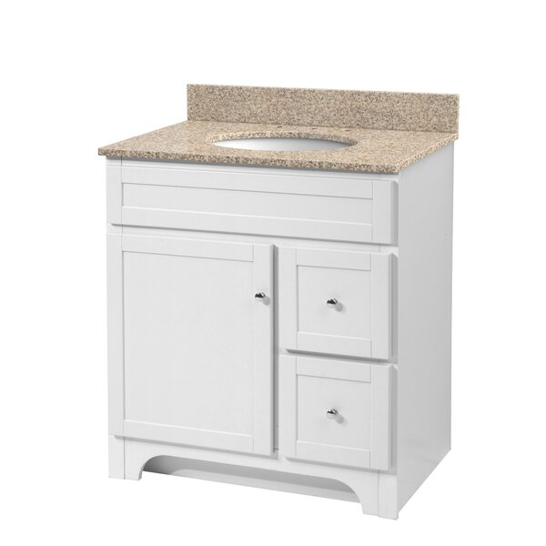 Deanfield 31 Single Bathroom Vanity Set by Hazelwood Home