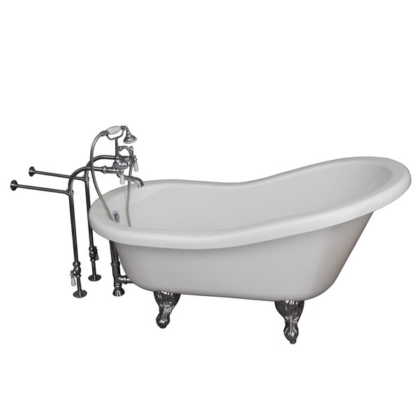 60 x 29.25 Soaking Bathtub Kit by Barclay