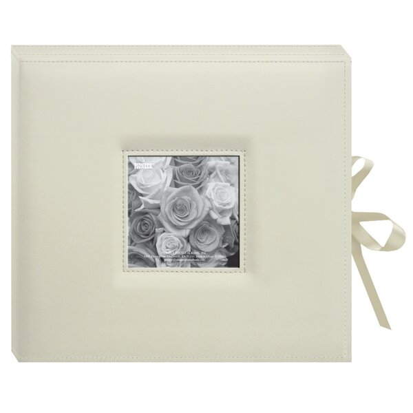 Ring Scrapbook by Pioneer Photo Albums