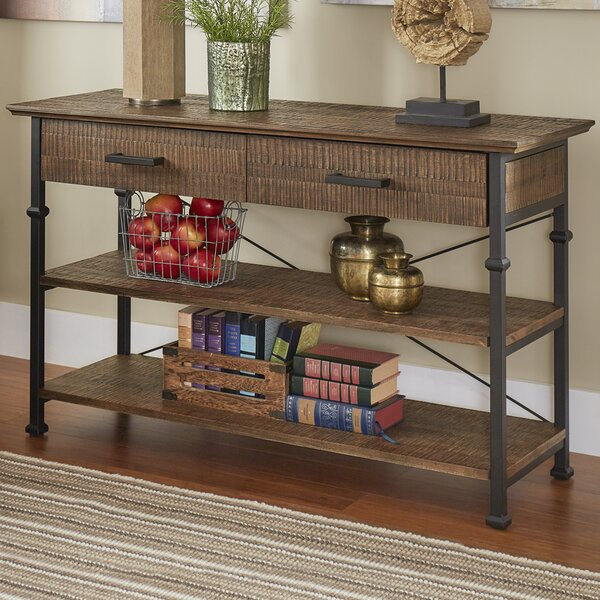 Newquay Console Table by Three Posts