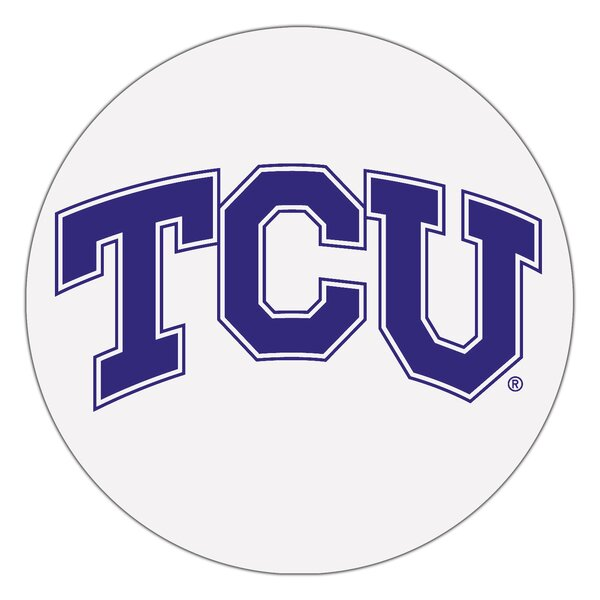 Texas Christian University Collegiate Coaster (Set of 4) by Thirstystone