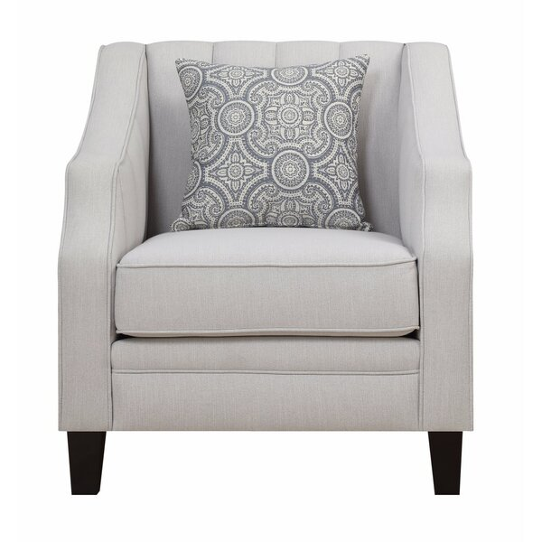 Ansorge Upholstered Armchair by Gracie Oaks