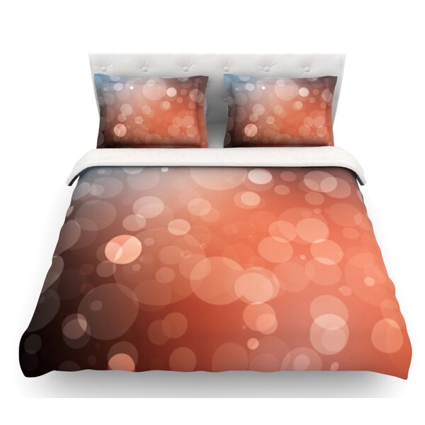 Bokeh Duvet Cover by East Urban Home