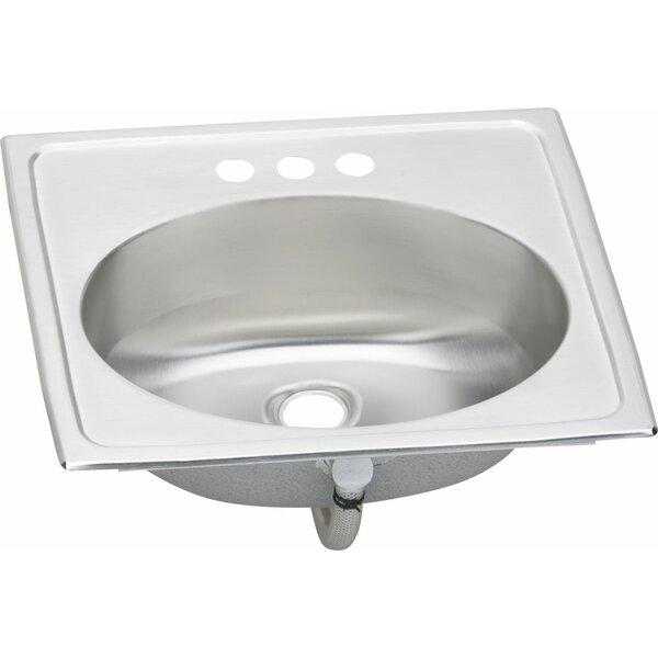 Asana 19 L x 17 W x 6 Kitchen Sink by Elkay